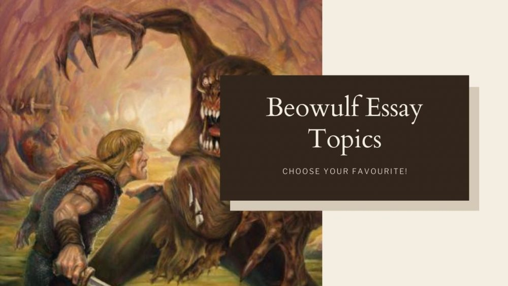 Beowulf Essay Questions - Words | Cram