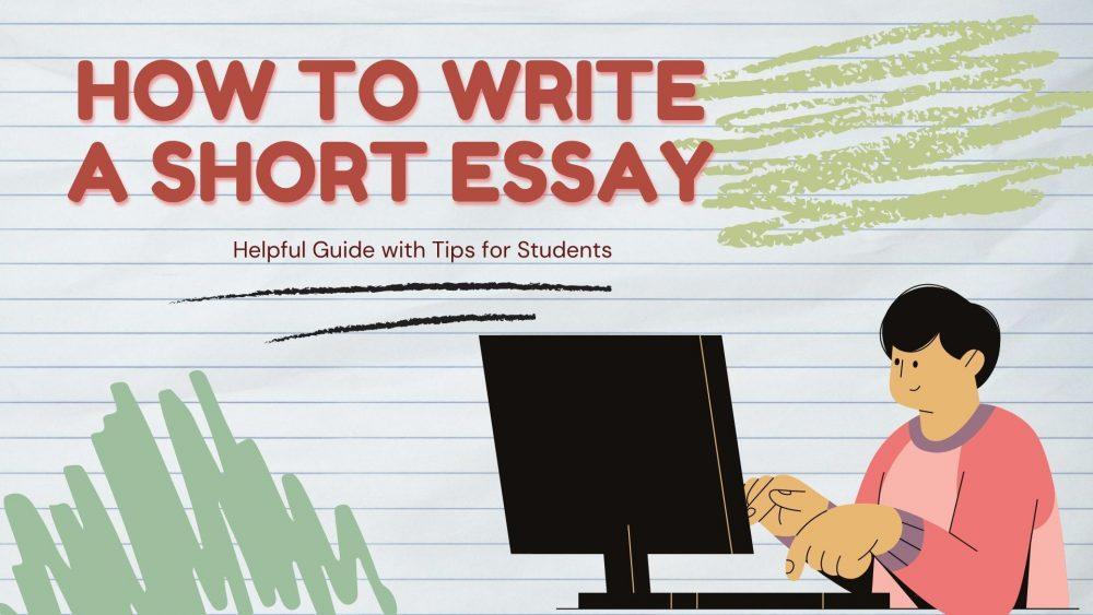 How to Write a Short essay